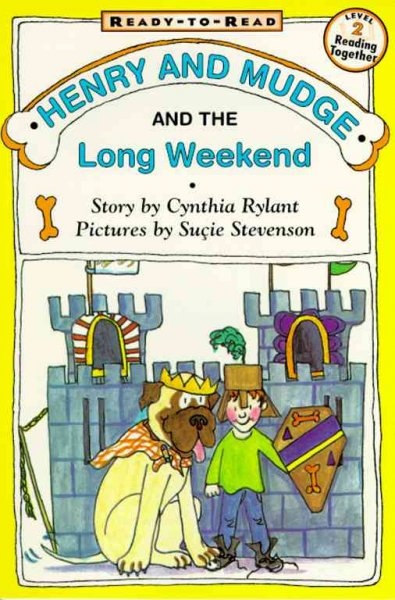 Henry and Mudge and the Long Weekend (Henry and Mudge)