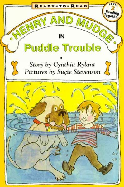 Henry and Mudge in Puddle Trouble (Henry and Mudge)