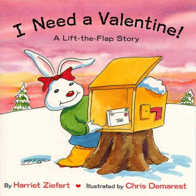 I Need a Valentine: Holiday Life-the-flap