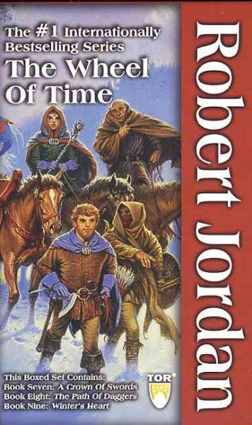 The Wheel of Time: Set 3 : A Crown of Swords/the Path of Daggers/Winter's Heart