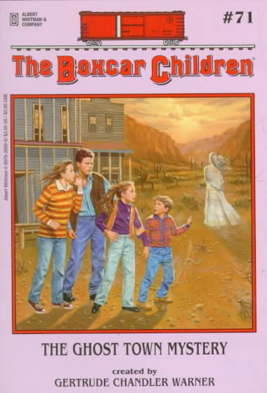 The Ghost Town Mystery (Boxcar Children Mysteries)