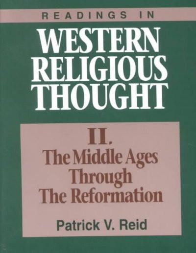 Readings in Western Religious Thought