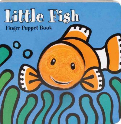Little Fish Finger Puppet Book (Little)