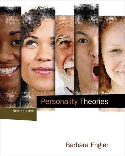 Personality Theories: An Introduction