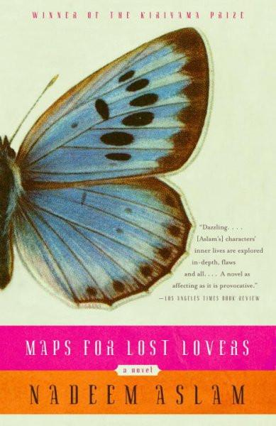 Maps for Lost Lovers (Vintage International)