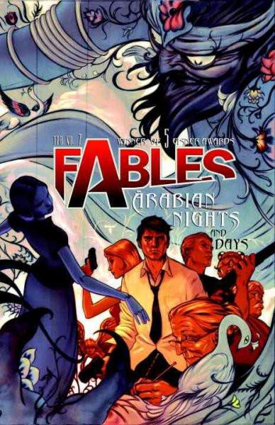 Fables 7: Arabian Nights And Days (Fables): Fables 7: Arabian Nights And Days (Fables (Graphic Novels))