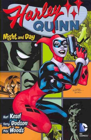 Harley Quinn: Night and Day (Harley Quinn)