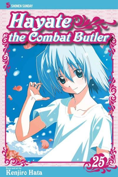Hayate the Combat Butler 25 (Hayate the Combat Butler)