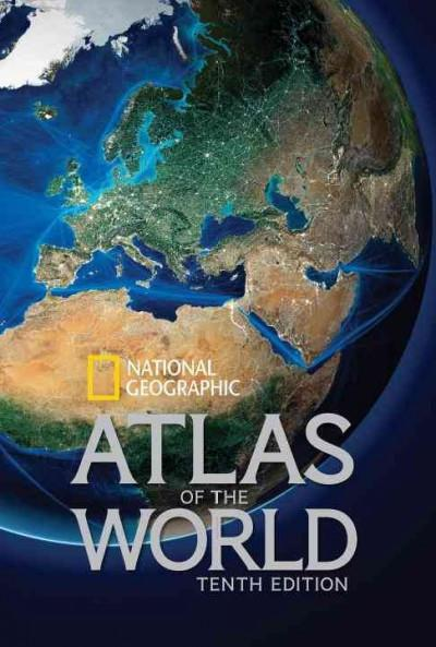National Geographic Atlas of the World (National Geographic Atlas of the World)