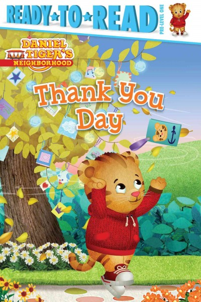 Thank You Day (Ready-to-Read. Pre-level 1)