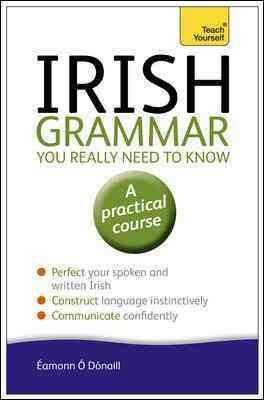 Teach Yourself Irish Grammar You Really Need to Know: A Practical Course (Teach Yourself)