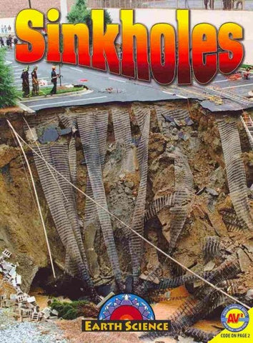 Sinkholes (Earth Science)