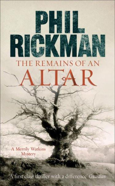 The Remains of an Altar (Merrily Watkins Mysteries)