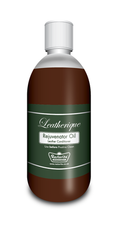 Leatherique Rejuvenator perfect for restoring all leather items