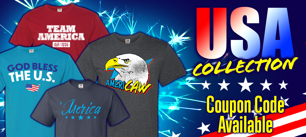 The USA Collection Is Here!