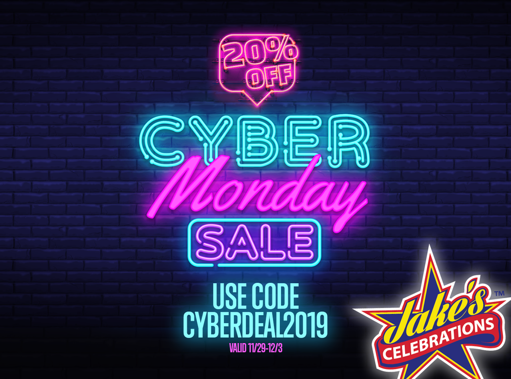 The Cyber Monday Deal is Here!