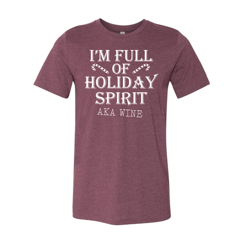 Holiday Spirit TShirt