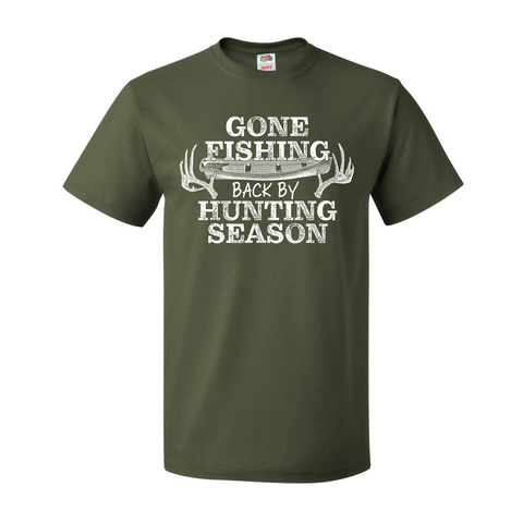 Gone Fishing TShirt