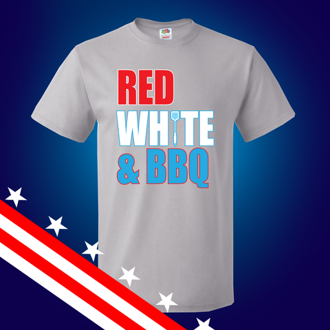 New USA BBQ TShirt