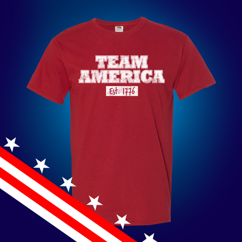 New USA Team America TShirt