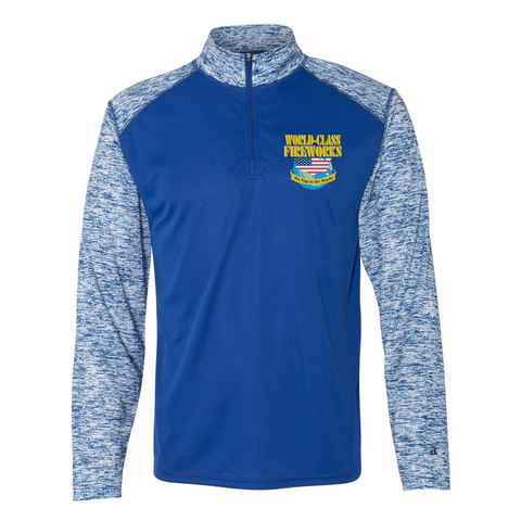 WC Blend Sport Quarter-Zip T-Shirt