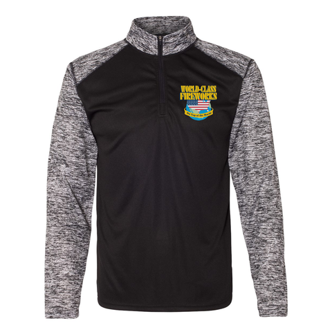 Blend Sport Quarter Zip T-Shirt