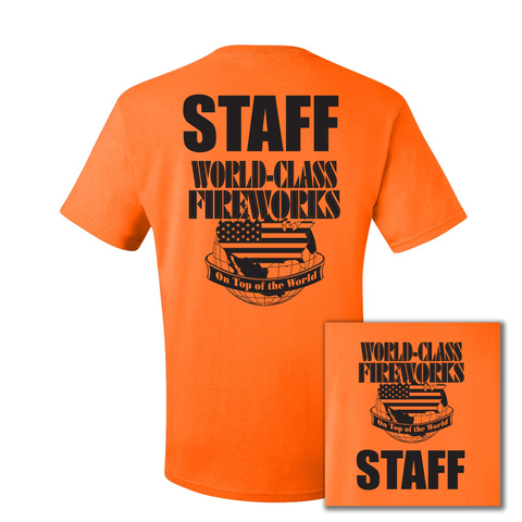 Youth World Class Staff TShirt