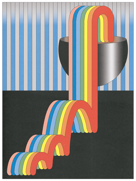 Illustration by Cynthia Alfonso about colour perception in coffee for Standart