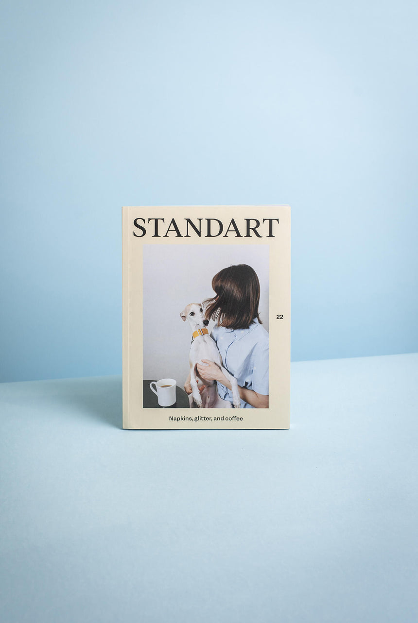Love coffee? Read Standart.