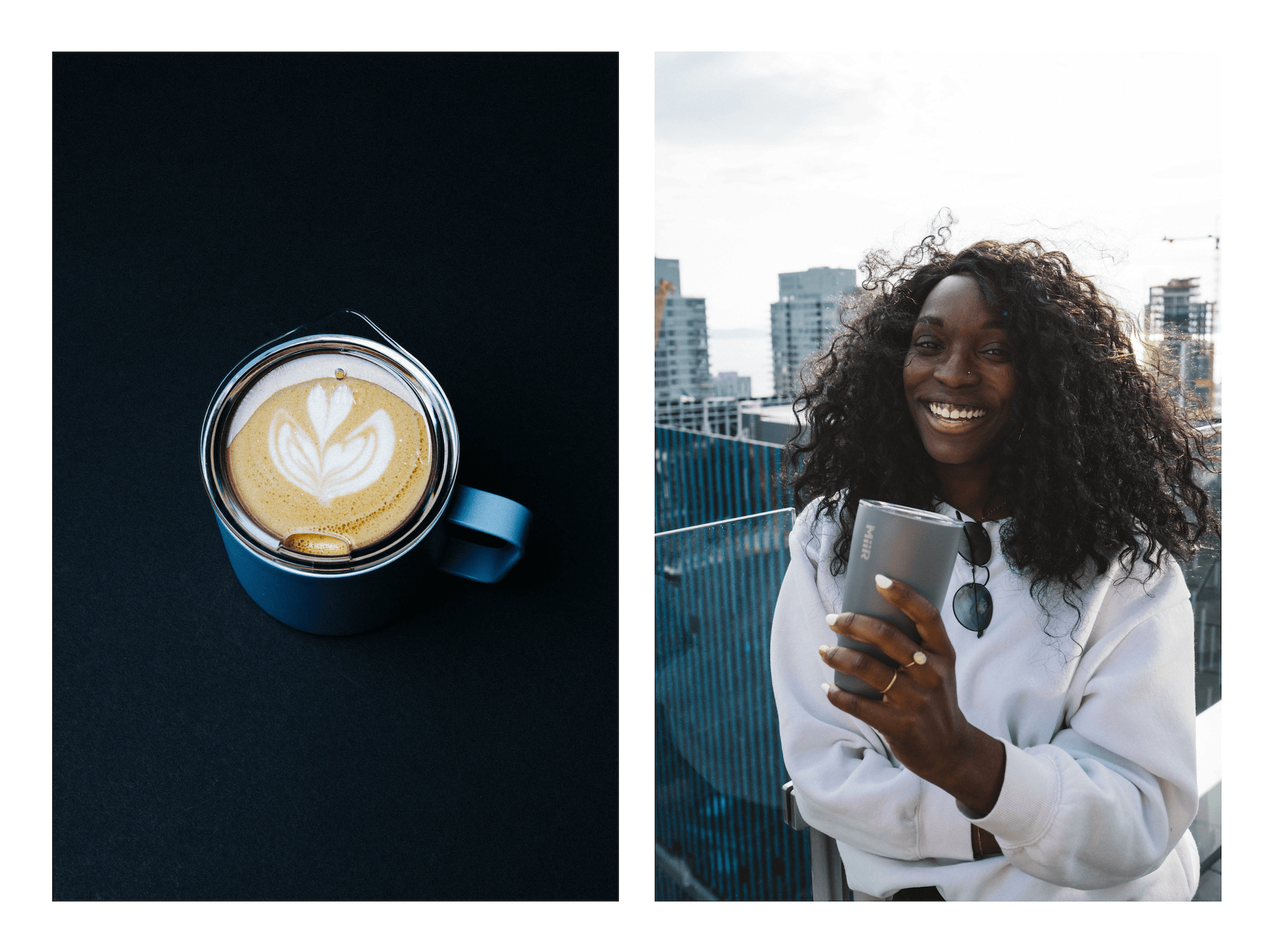 Miir and Standart Magazine - Specialty Coffee Collaboration