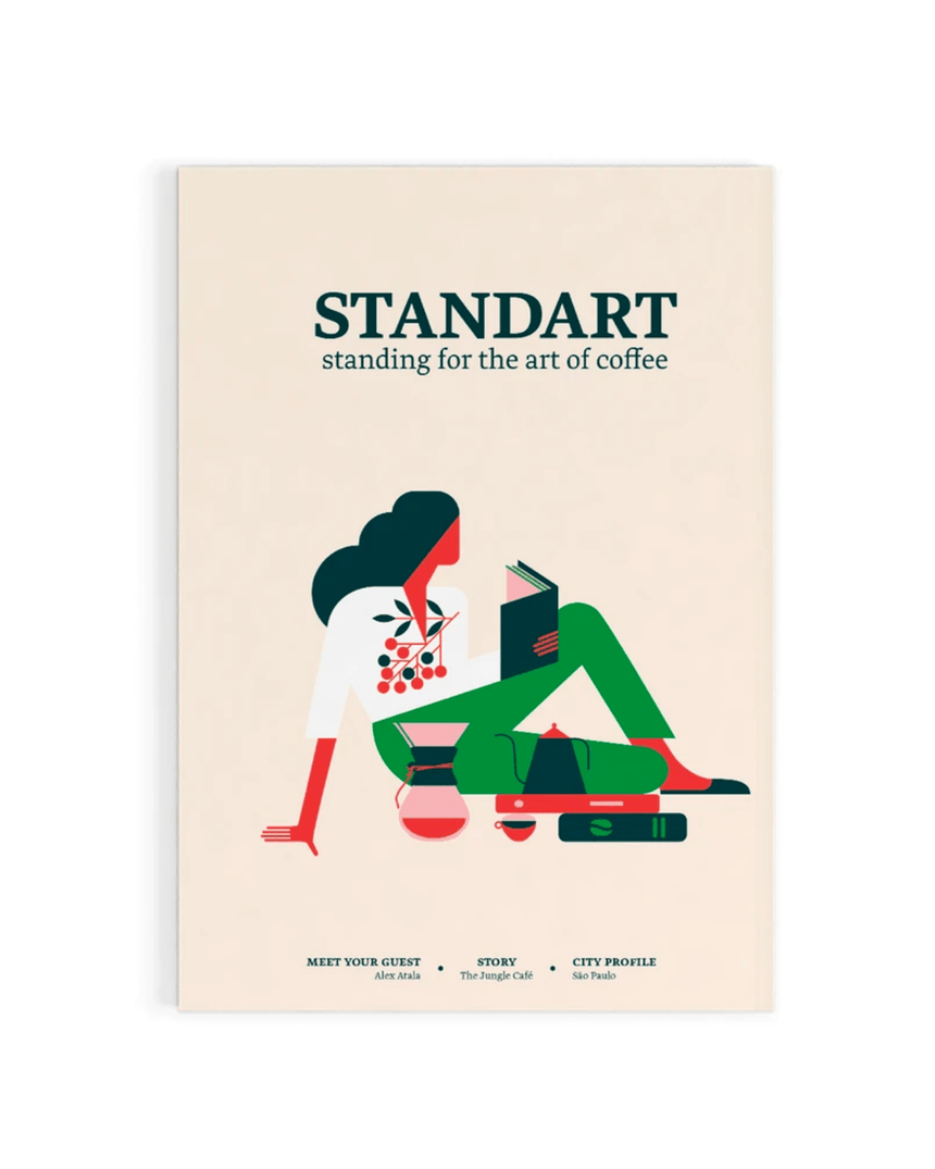 Issue 11: Surrealism, Tea and Equality - Standart Magazine