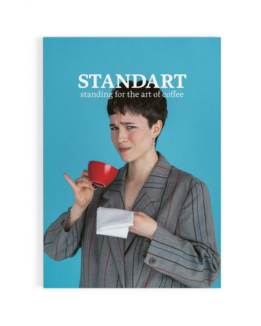 Issue 18: Critique, Therapy and Toilets - Standart