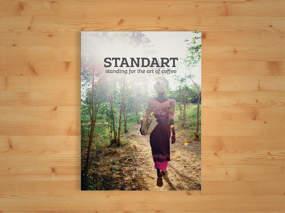 Standart Issue 2 - Standart Magazine