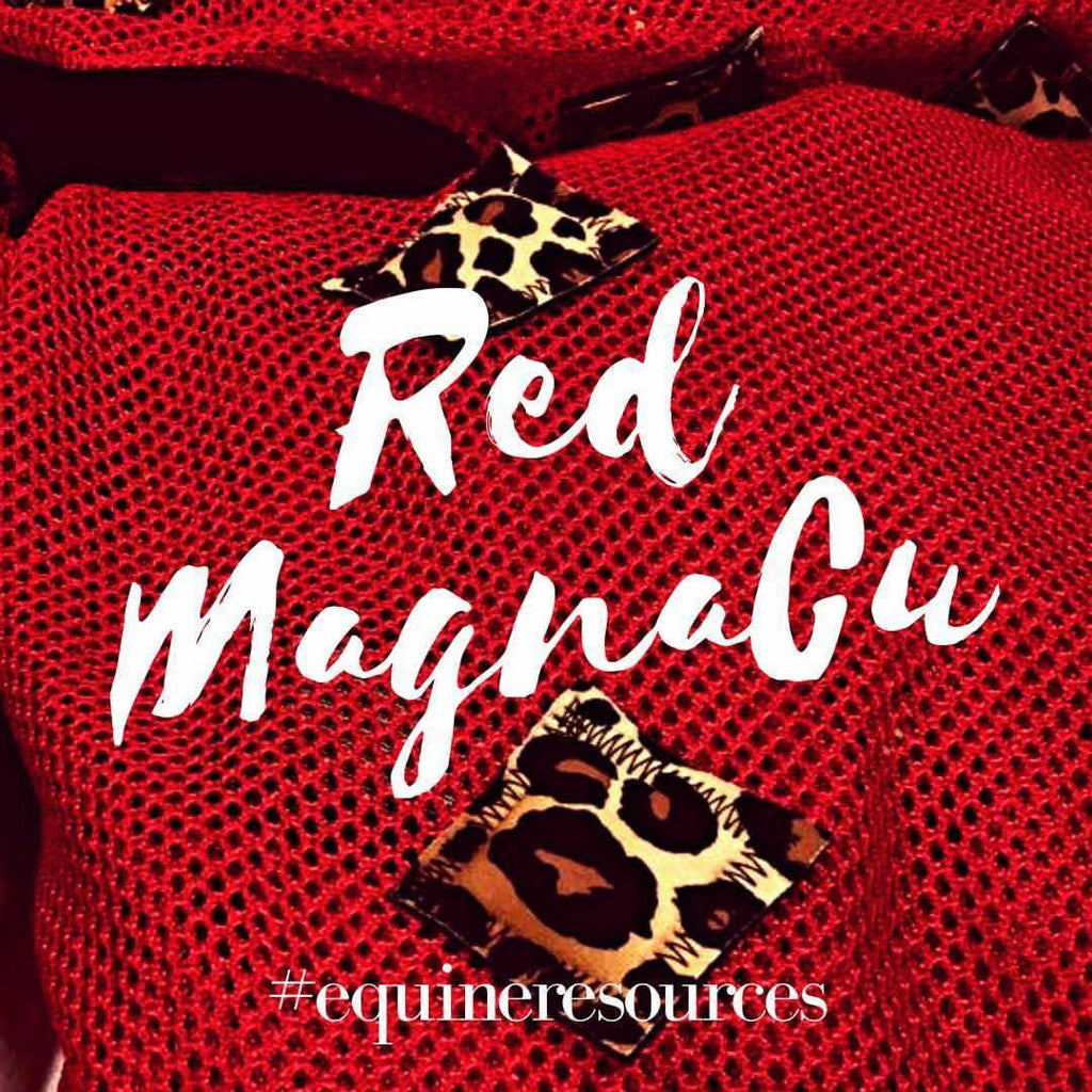 The RED MagnaCu Sheets have arrived!