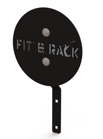 FIT AND RACK - Cible Wall ball