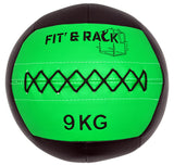 FIT AND RACK - wall ball 9kg competition