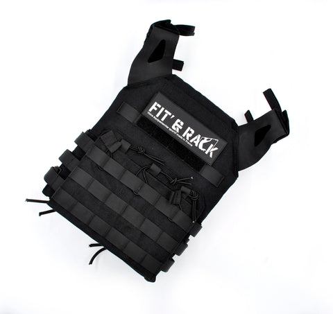 FIT AND RACK - Gilet lesté crossfit