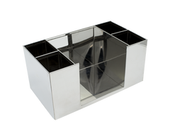 "BAR CADDY ""304 Stainless Steel"""