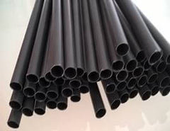 STRAW BIO-POT BLACK 500 7x210 10,000pcs