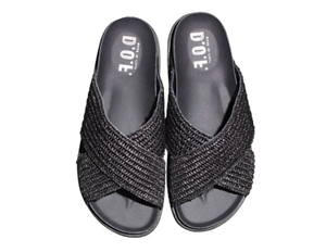 Isla Slide - Black