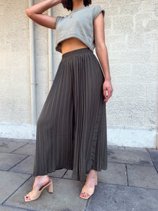 Juniper Pleat Pants