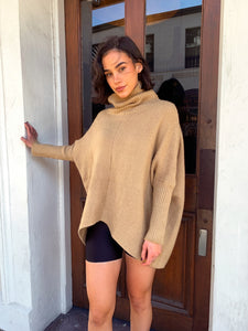 Salted Caramel Knit - Sand