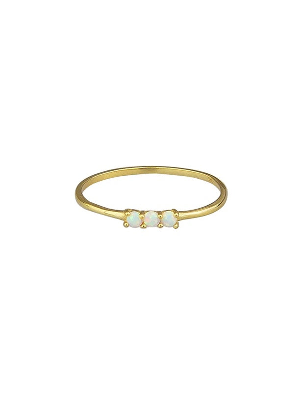 Fabia Ring - Gold
