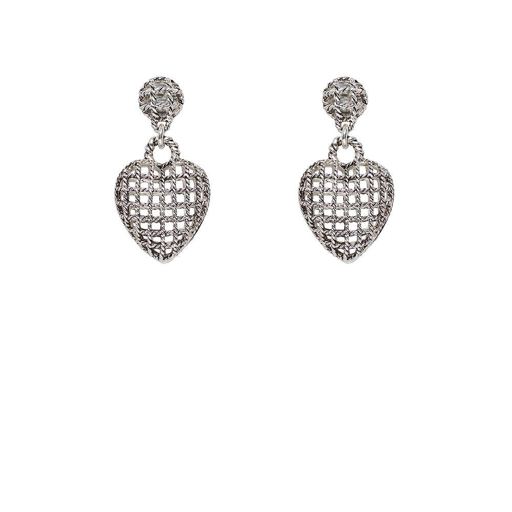 Lovesick Earrings - Silver