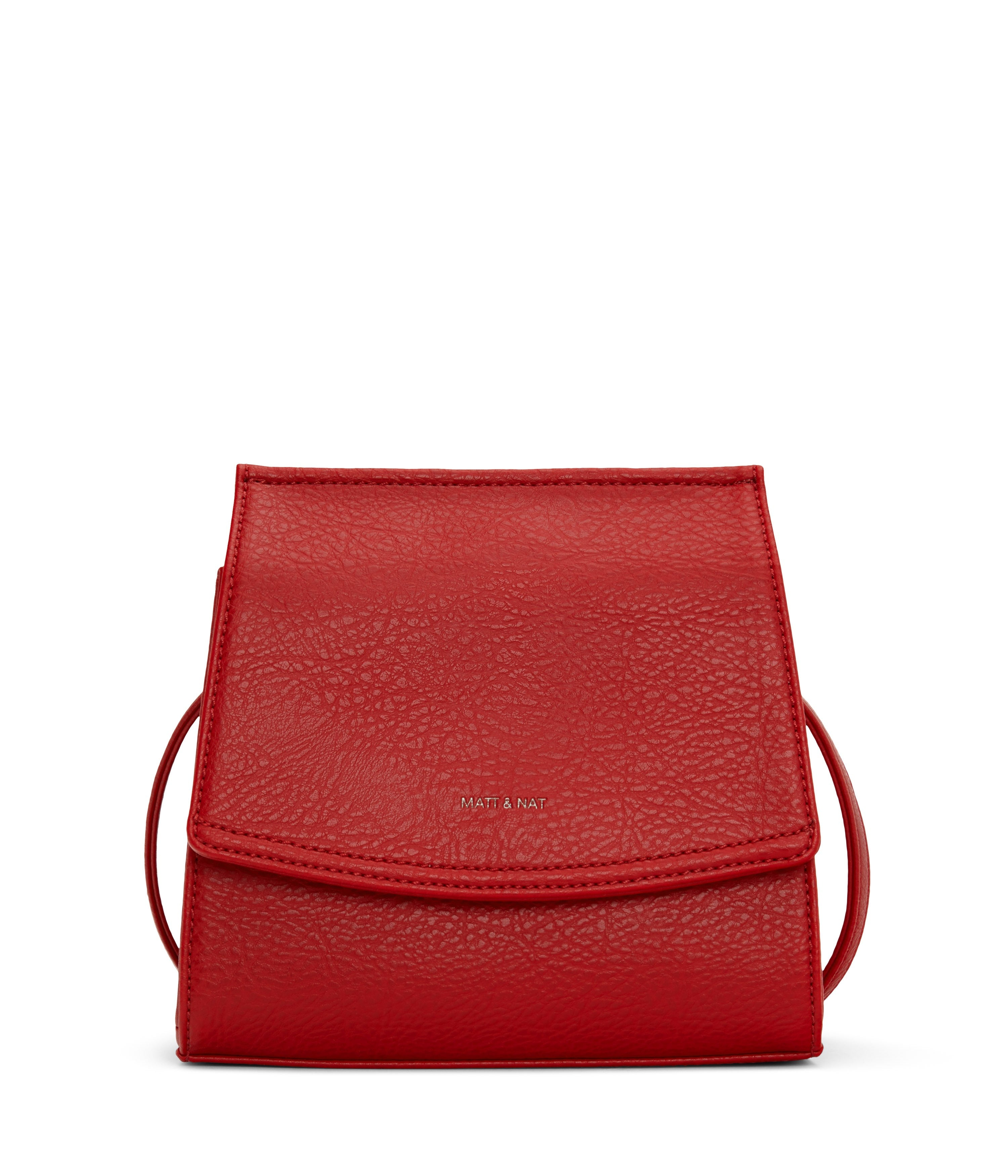 Erika Crossbody - Red