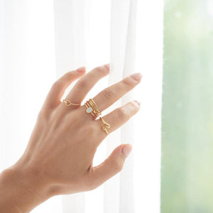 Piera Ring - Gold