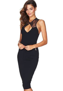 Lunar Dress - Black