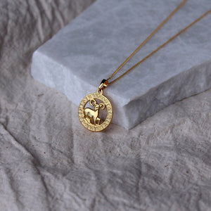 Cosmic Pendant - Aries