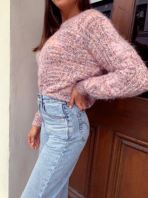 Strawberry Kiss Knit