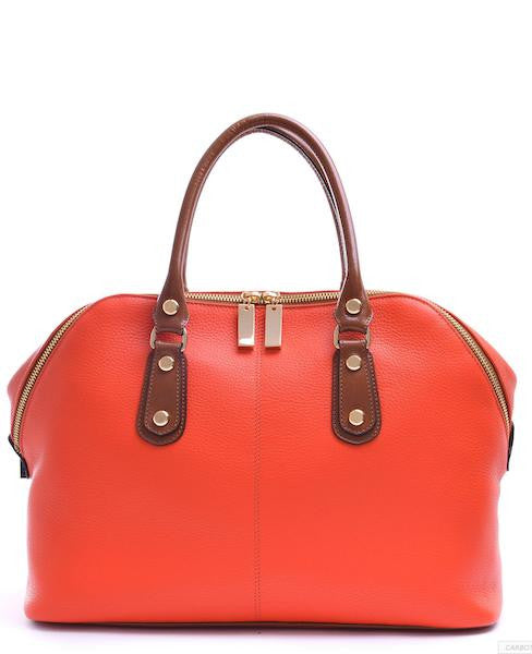 1514 CARBOTTI LEATHER BAG-IMODA-JetSet
